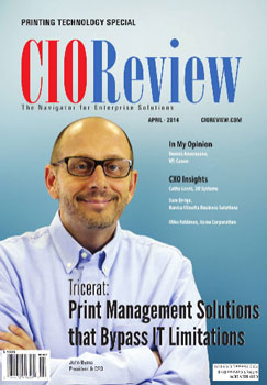 Top 10 Enterprise Print Management Solution Companies - 2014